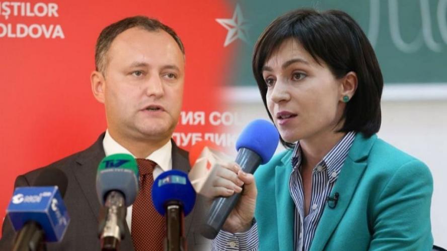 Дмитрий Соин: молдавский маятник качнулся на Запад. Но схватка еще впереди